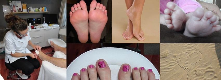 Prachtige voeten